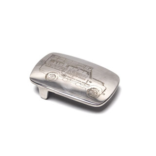 Rovers North 109 Belt Buckle