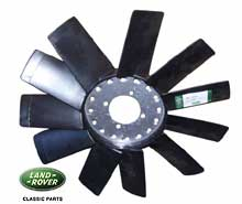 Fan Assembly 4.0 Liter V8 - Genuine