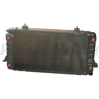 RADIATOR & OIL COOLER RANGE ROVER & DISCOVERY