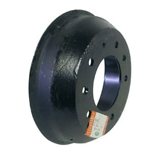 BRAKE DRUM 10 INCH FRONT OR REAR SERIES III 88 - GENUINE