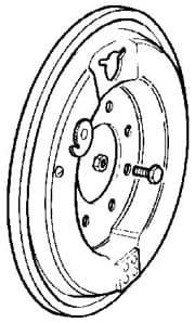 STEADY POST - BRAKE SHOES NO LONGER AVAILABLE PLEASE CALL FOR ALTERNATIVES