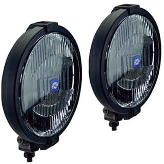 HELLA RALLYE 1000 BLACK MAGIC DRIVING LAMP KIT SET OF 2