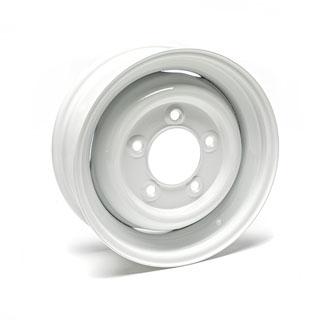 """Road Wheel 5.5"""" X 16"""" 1 7/8"""" Offset  Alpine White"""
