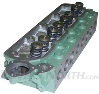 CYLINDER HEAD RECONDITIONED 4 CYL 8:1 - PETROL