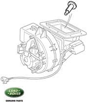 SENSOR - AMBIENT AUTO A/C RANGE ROVER P38A FROM WA381431