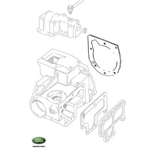 GASKET - TRANSFER/MAIN R/R