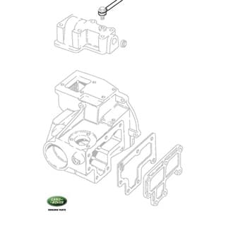 Breather Tube Gearbox & Transfer Box