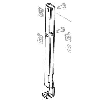 LINK ARM - DIFF LOCK LT230
