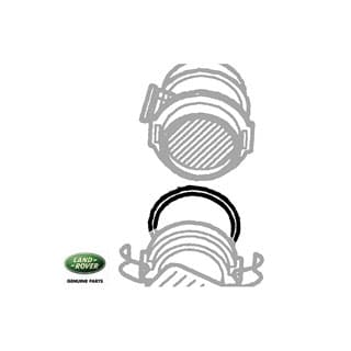 Seal Air Filter-Throttle Body  DII