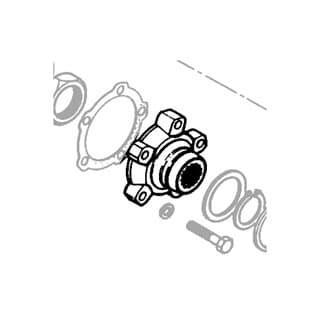 Drive Flange Defender Upto (V)Ka930455