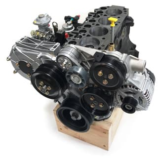 Block Ultimate 2.8L Tdi Diesel Engine by Rovers North