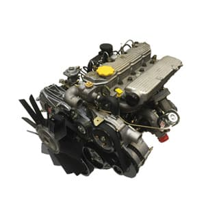2.8 Liter 300 Tdi Diesel Engine Assembly