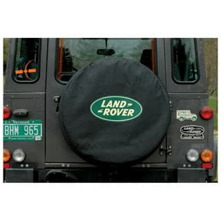 Tire Cover, Land Rover Logo, Large