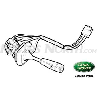 SWITCH WINDSCREEN WIPER/WASHER DEFENDER - GENUINE