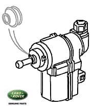 Motor - Headlamp Leveling Discovery I & II