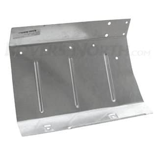 Replacement Floor Panel - LH- Series II, IIA & III