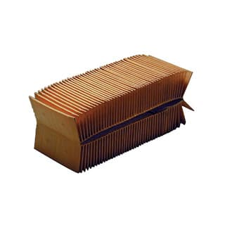 Air Filter - Twin Carbs Range Rover