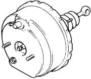 Servo Assembly Brakes Ser - Nla