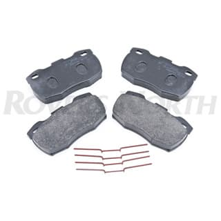 BRAKE PAD AXLE SET FRONT DEFENDER FOR NON VENTED DISCS