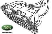 FOG LAMP ASSEMBLY - LH P38A UPTO XA422070
