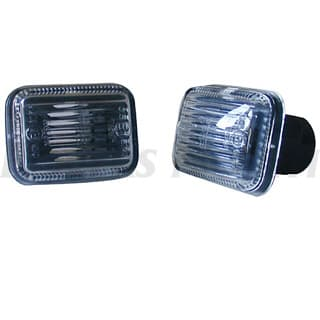 LAMP ASSEMBLY AUXILIARY SIDE REPEATER LIGHT P38A RANGE ROVER
