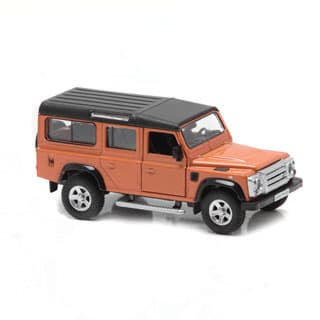 "5"" PULL-BACK ACTION DEFENDER 110 ORANGE"