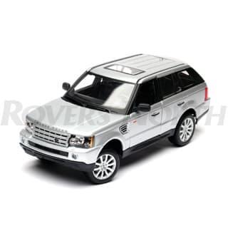 Maisto 1:18 Range Rover Sport Silver