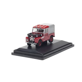 MODEL SERIES I FIRE BRIGADE 1:76 SCALE