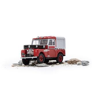 Model Series I Fire Brigade 1:76 Scale