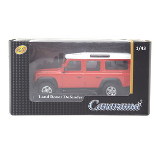 Model Defender Station Wagon 1:43 Scale  Red