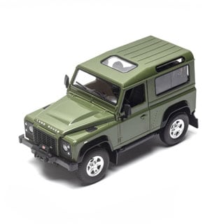 Rastar 1:14 Radio Control Defender 90 Green