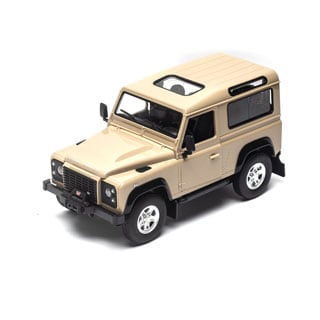 RASTAR 1:14 RADIO CONTROL DEFENDER 90 TAN