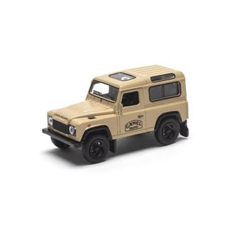 Schuco 1:64 Model Defender 90 Camel