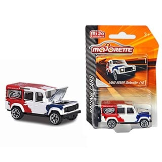 Majorette 1:64 Model Defender 110 Rwb