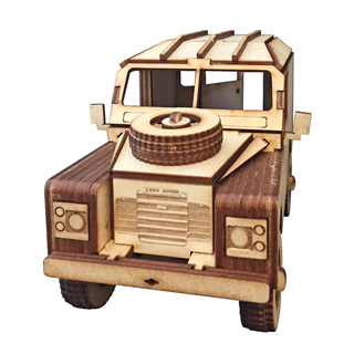 WOODEN MODEL KIT SERIES III