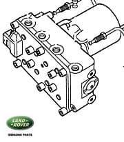 Modulator ABS Discovery II '99-'03