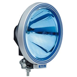 HELLA Rallye 3000 Blue Single Pencil Beam Lamp