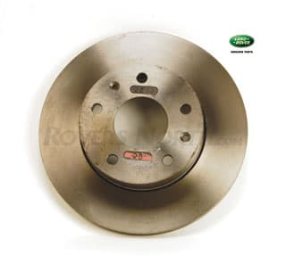 BRAKE DISC FRT NON-VENTD FREELANDER SINGLE DISC