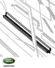 Rail - RHF Door Top Slide Defender 90/110