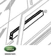 Slide LHF Door Top Glass Inner Defender