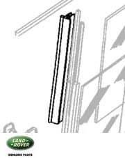Draught Rail - LH Inner Glass Defender Door Top