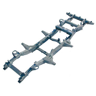 CHASSIS 110 ALL EARLY 4 CYL MODELS 2.5 - 200Tdi GALVANIZED