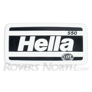 HELLA 550 SERIES LAMP STONE SHIELD