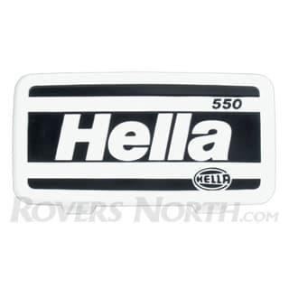 Hella 550 Series Lamp Stone Shield