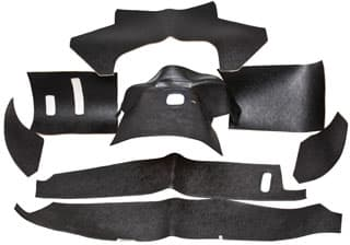 Trim Kit For The Footwell Area Series IIA-III 4 Cylinder LHD