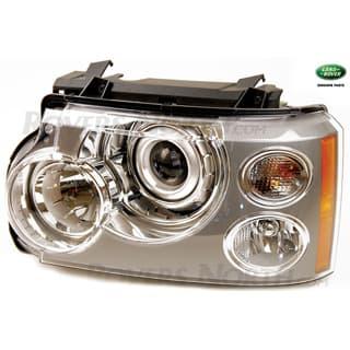 Headlamp Assy LHF LHD L322 w/Xenon Bulb