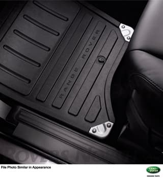 RUBBER MATS SET OF 4 L320 RANGE ROVER SPORT LHD