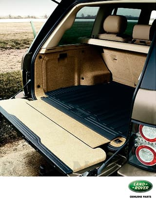 Liner Luggage Compartment