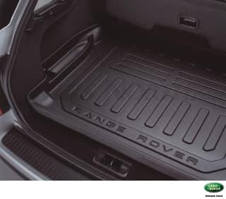 Rubber Mat  Rear Loadspace  Range Rover Sport
