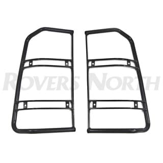 Lamp Guards Rear Upper Discovery II 2003+